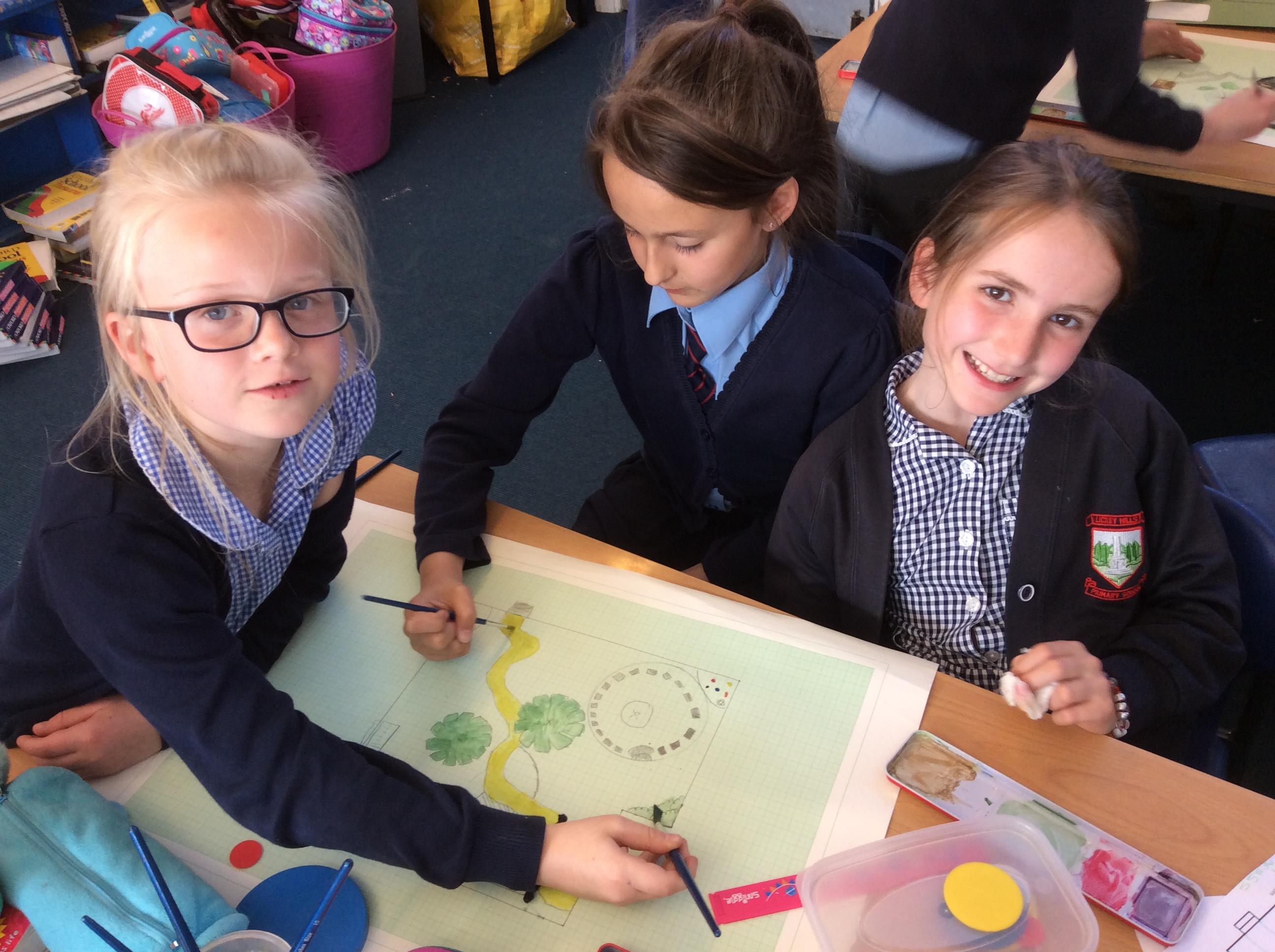 Garden Design Ks2 ground force – lickey hills primary school and nursery