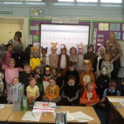 Happy World Book Day from 2AH!